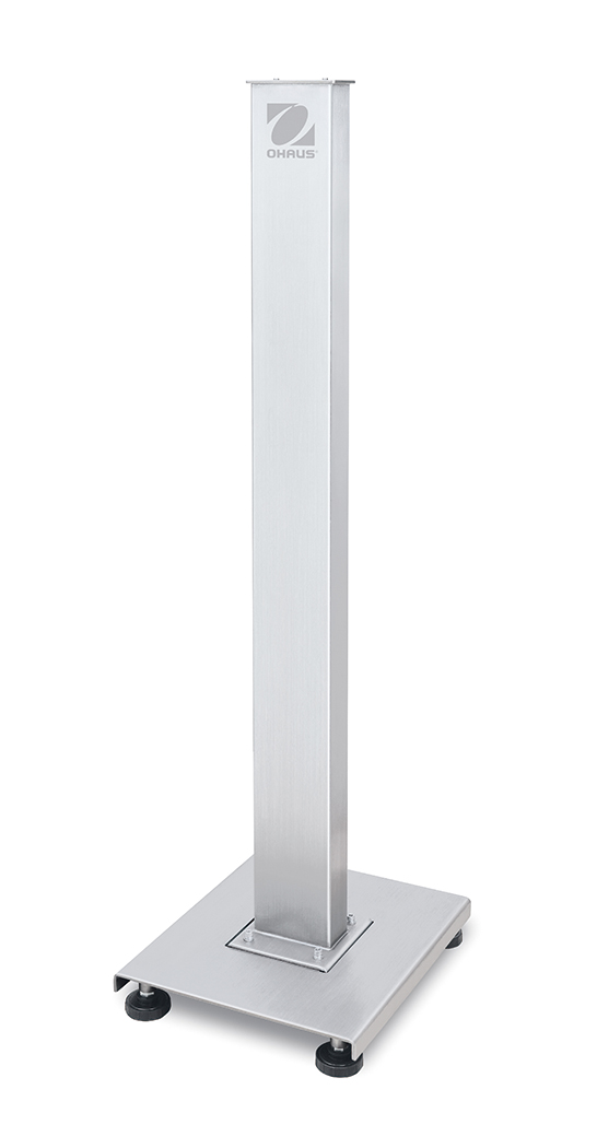 Optional Stainless Steel Display Stand