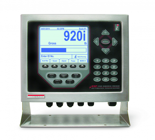 Rice Lake 920i Programmable HMI Indicator and Controller