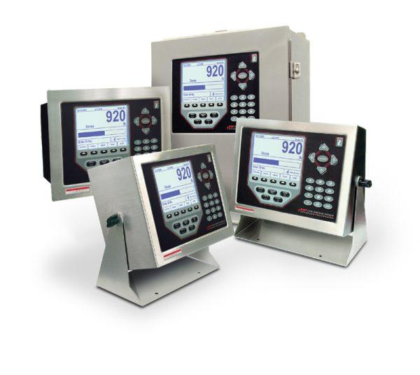 The Rice Lake 920i Series of Display Units