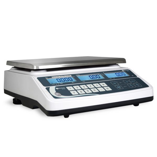 Trade Approved XTA Retail Scales with Rechargeable Battery copy