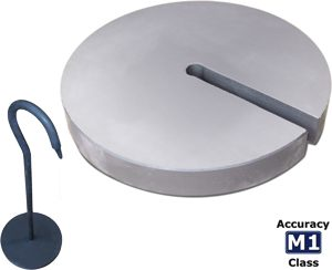 Cibe M1 Precision Class Disk Weights & holding bars