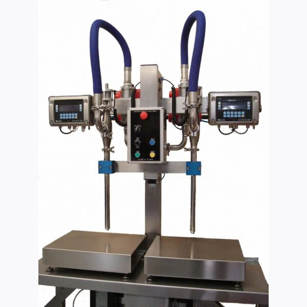 The FT-300 Twin Head Filling System