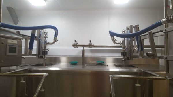 The FT-300 Twin Head Filling System for Food Processing