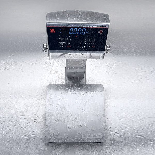 Ohaus 6000 Bench Scales - Rated IP68 IP69K