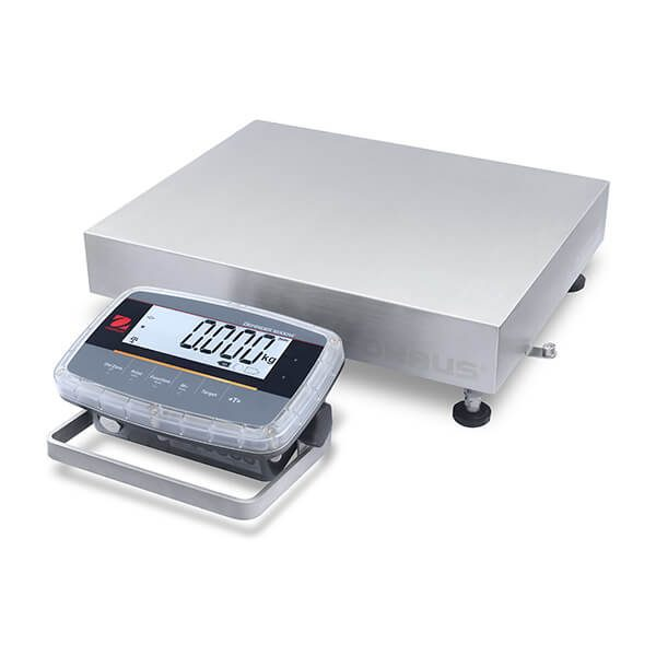 Ohaus Defender 6000 Washdown Scales with Front Mounted Display - I-D61PW