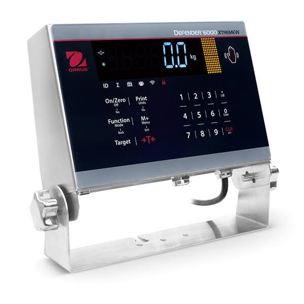 Ohaus I-DT61XW Display part of the Defender 6000 Extreme