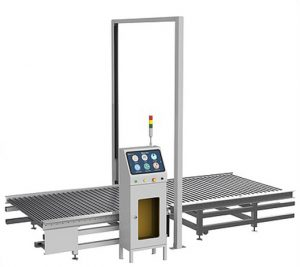 Fast throughput - up to 500 pallets per hour with the Resolution 8 parcel dimensioning scales