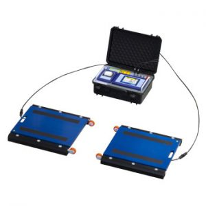 Axle Weighing Kit - A Complete Package For Mobile Axle Weighing