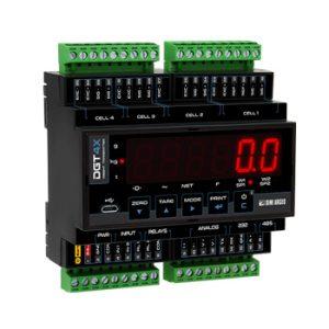 Din Rail Digital Weight Transmitters