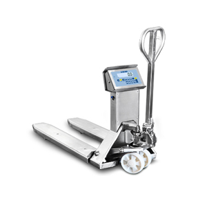 Dini Argeo Pallet truck scales