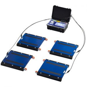Portable Analogue Weigh Pads