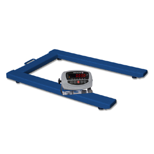 T1 U Frame Floor Scale Hire
