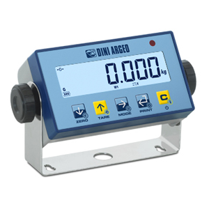 Wall Mounted Displays for Tank and Silo Weighing